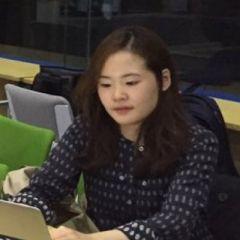 Un pequeño retrato de Eunji Kim