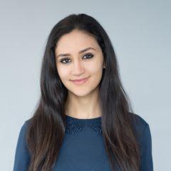 Маленький портрет Nourhan Nassar