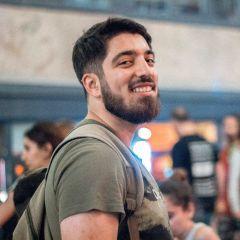 Portret Rahim Shaliyev
