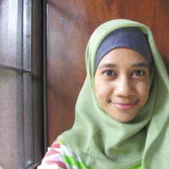 Un pequeño retrato de Andi Tenri Wahyuni