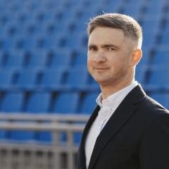Ein kleines Porträt von Vladimir Thorik