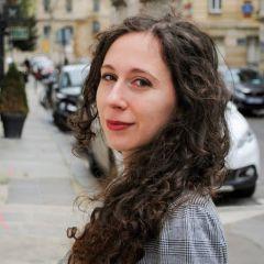 Un pequeño retrato de Sofia Cherici