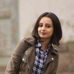 Σύντομο βιογραφικό Arpi Bekaryan