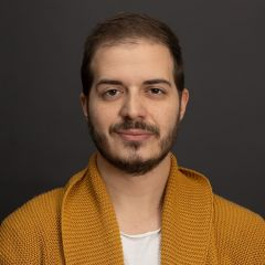 Un pequeño retrato de Ognen Janeski