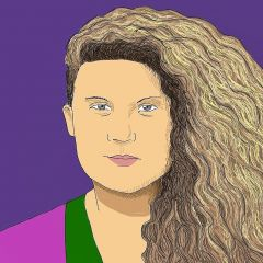 Un pequeño retrato de Isabella Barroso