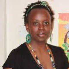 Un pequeño retrato de Njeri Wangari